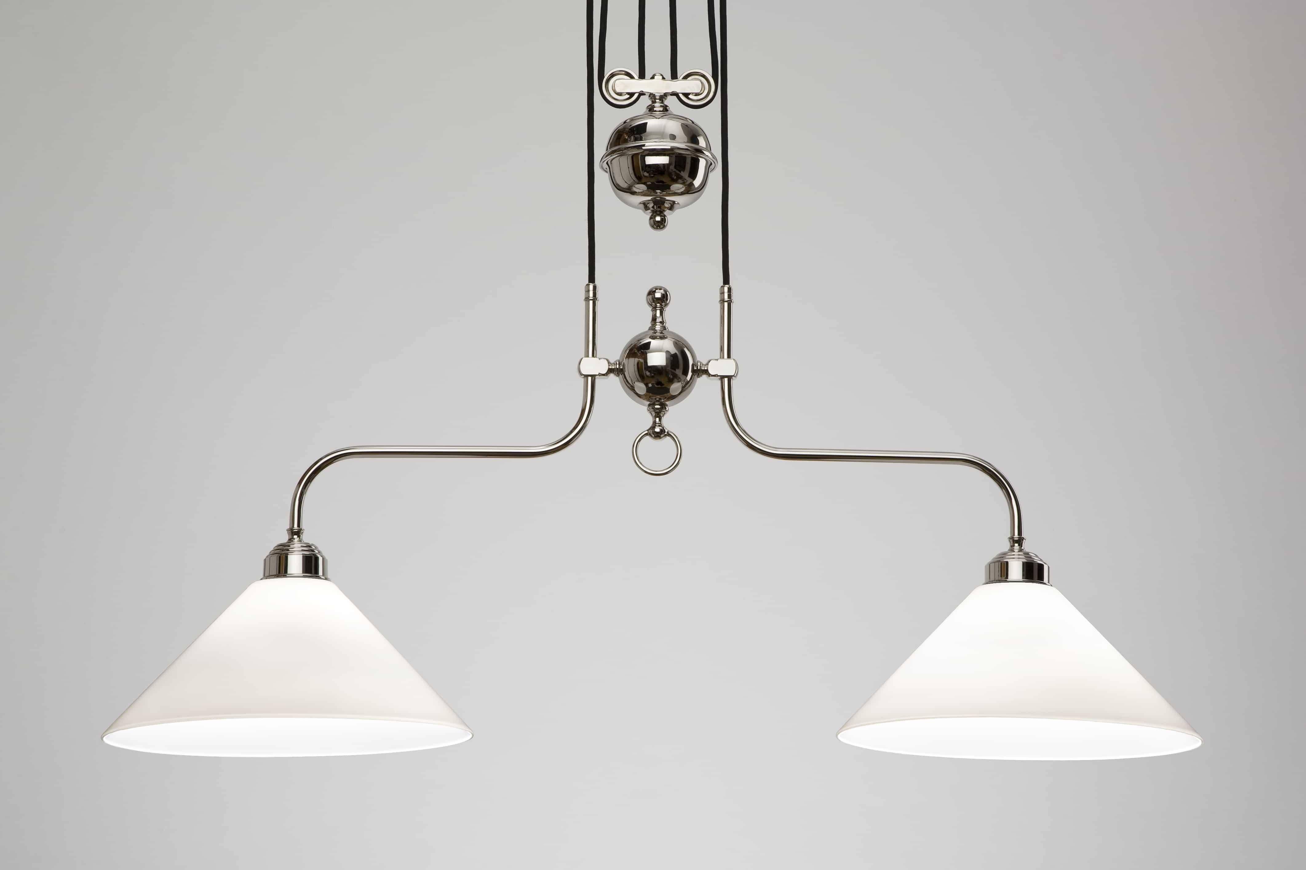 jan-best-messing-dubbele-Hanglamp-chroom-horeca-verlichting-nostalgische-verlichting-klassieke-verlichting-aalsmeer H 99