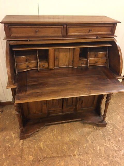 jan-best-teak-houten-bureau-rolluikbureau-rolluik-bureau-secretaire-meubelen-aalsmeer