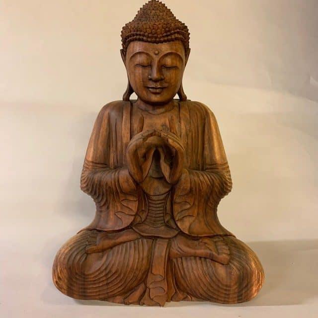 boeddhabeeld-boeddha-buddha-buddhabeeld -hout-beeld