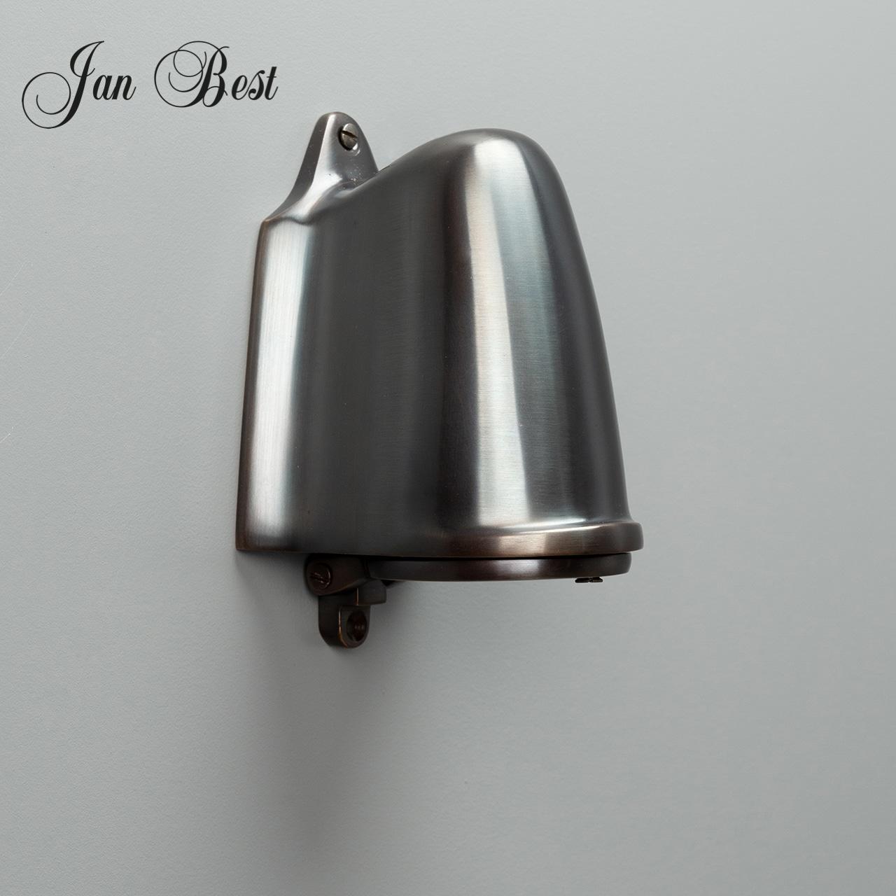jan-best-messing-brons-downlighter-wandlamp-buiten-tuin-terras-outdoor-horeca-nostalgische-klassieke-verlichting-aalsmeer