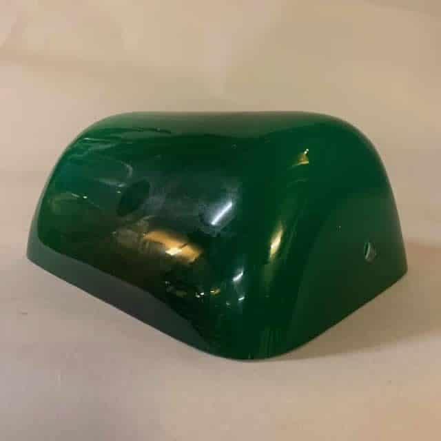 bureauglas-bureaukap-groen