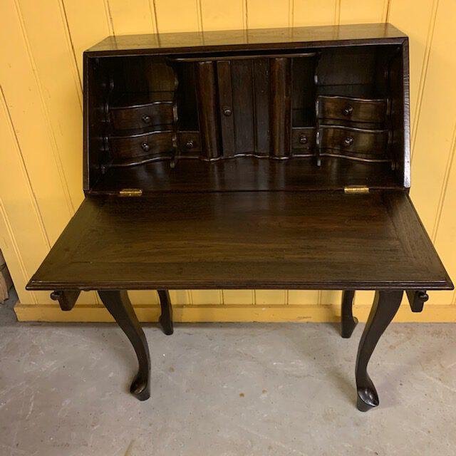 teak-hout-bureau-secretaire-meubelen-jan-best-aalsmeer
