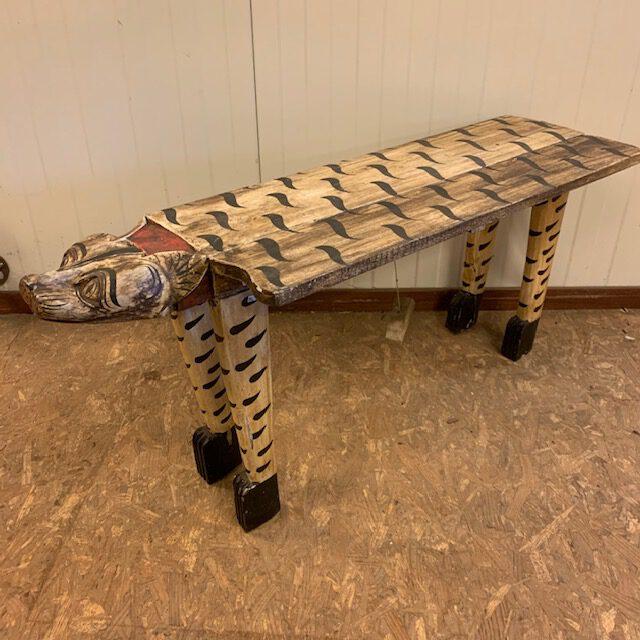 tijger-houten-kinder-bankje-jan-best-aalsmeer